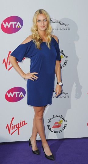 Petra Kvitova #Wimbledon2015 #PlayerParty