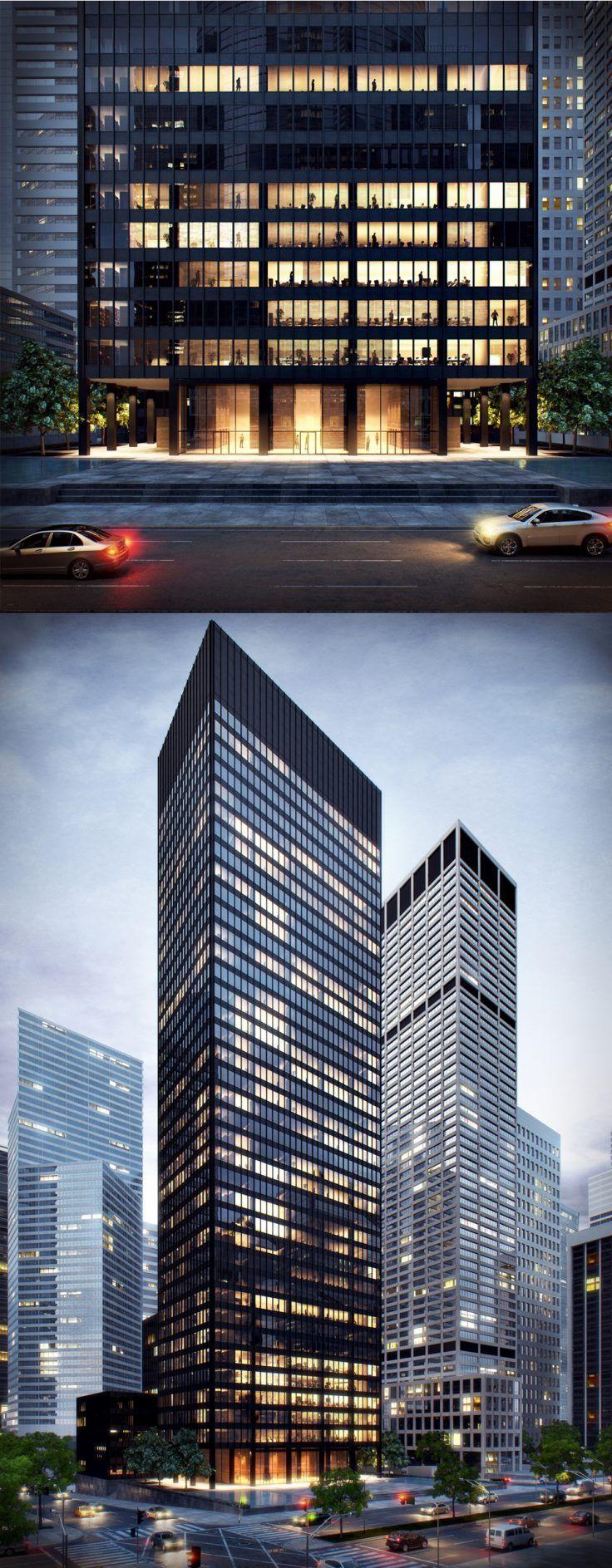 Seagram Building by Guilherme Moura Santos