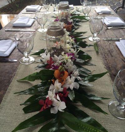 Kauai Wedding Flowers - Passion Flowers Kauai