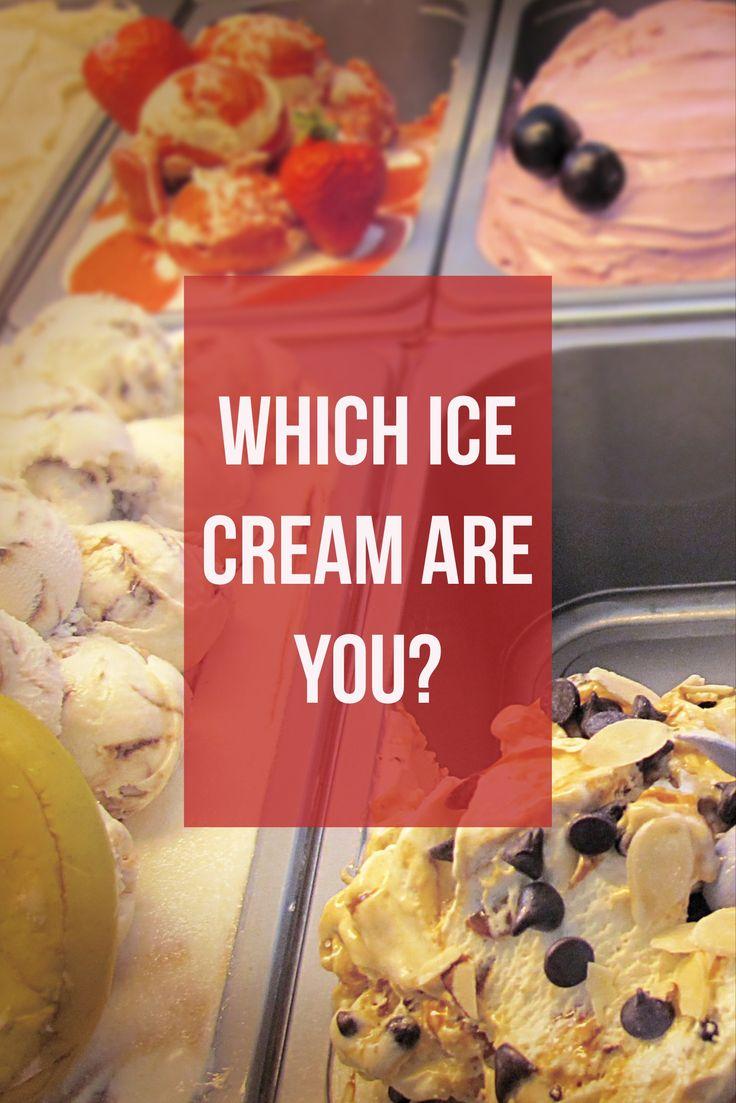 Which Ice Cream Are You? | BuzzFeed Community Quiz | ice cream | personality quiz |