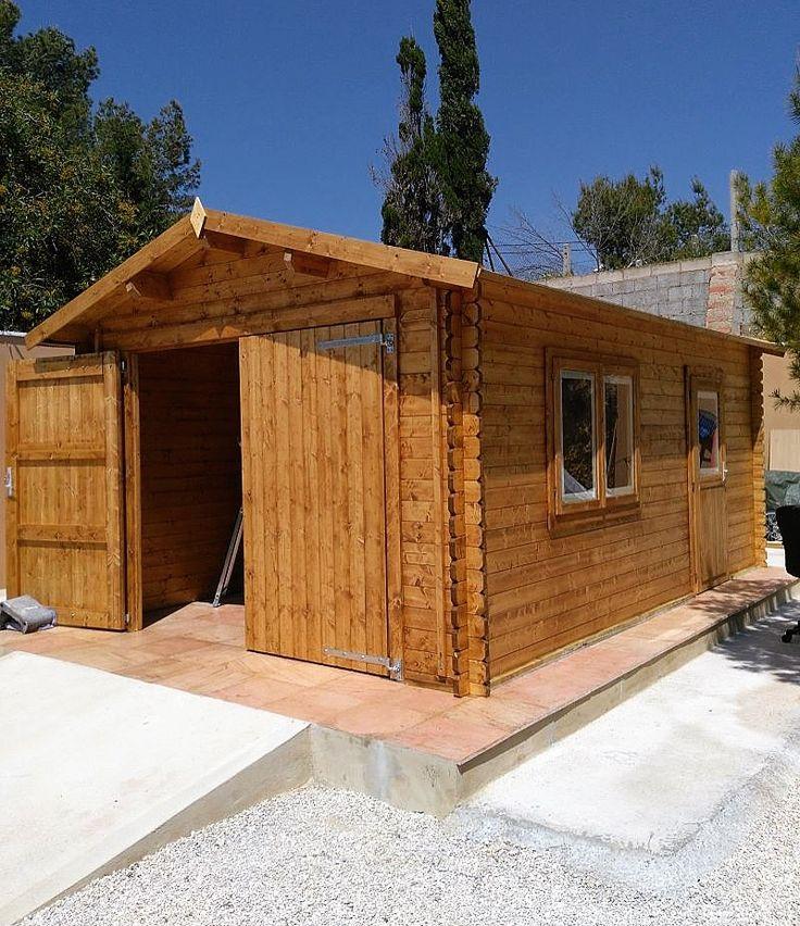 M s de 25 ideas incre bles sobre puertas de garaje de - Puertas de garaje de madera ...