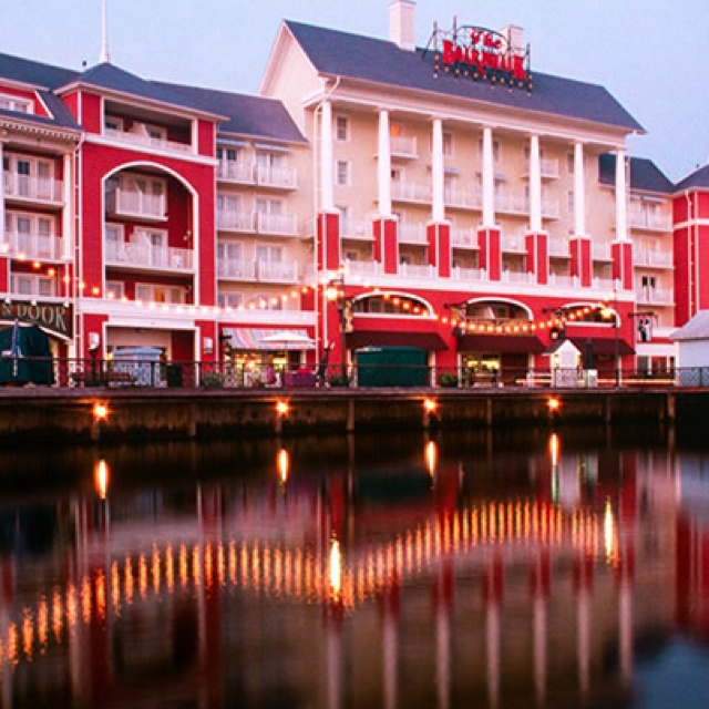 Disneys Boardwalk Inn Resort  Disney World Resorts