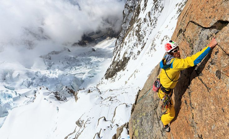 Exploring the Alps | The North Face expedition