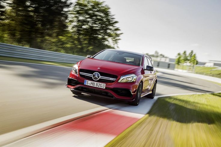 Mercedes-Benz A45 AMG is officially the most powerful hot hatch of the series! As they promised, Mercedes-Benz A45 AMG 4MATIC was launched with a new facelift. It comes with extra horsepower that makes it the hottest hatchback of the moment! The compact uses the services of the same four-cylinder powerplant and 2000 cc volume, only now it already develops 381 horsepower...