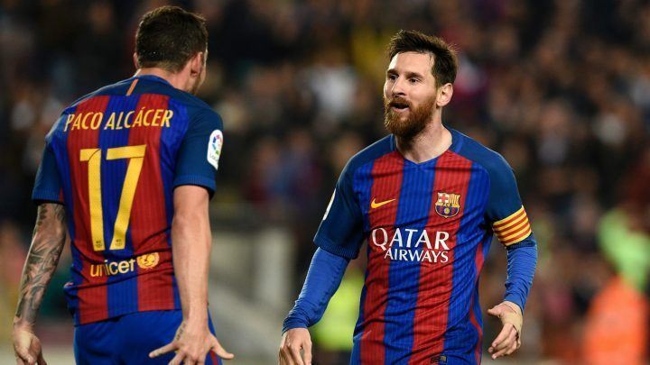 Messi's lone show in Barcelona 3-2 victory over Real Sociedad