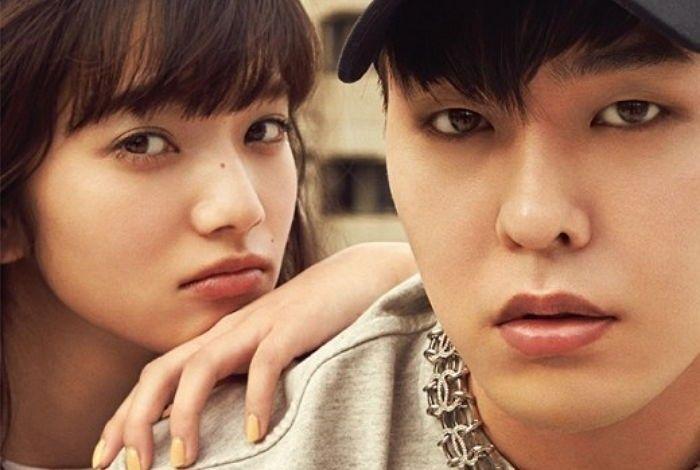 Dating rumors about G-Dragon and Japanese actress and model Nana…