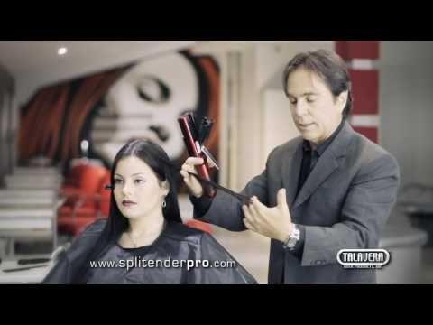Cordless Split End Hair Trimmer | Cut Split Ends with Split-Ender PRO