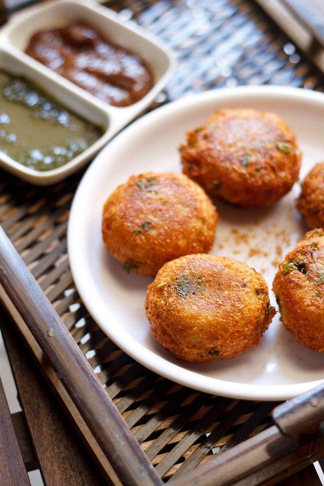 aloo paneer kofta recipe, how to make punjabi aloo paneer kofta recipe
