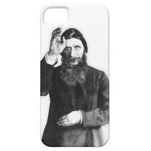 Rasputin Iphone case #zazzle #zazzlemade #hipster #indie #typography #vintage #iphone #iphonecase