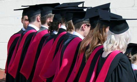 Poorest school-leavers half as likely to attend university as their peers