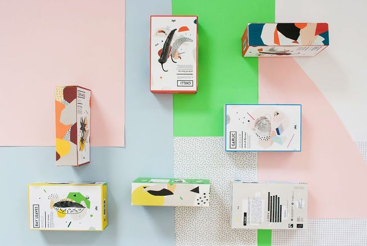 Packaging for Spices (Concept) on Packaging of the World - Creative Package Design Gallery