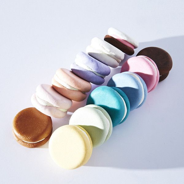 Twelve Macarons