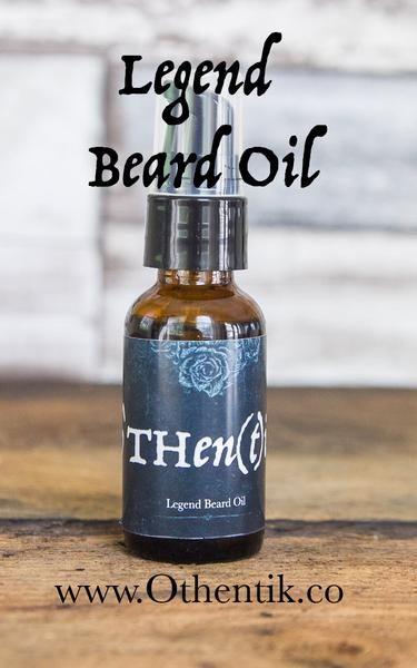 Legend Beard Oil For Men