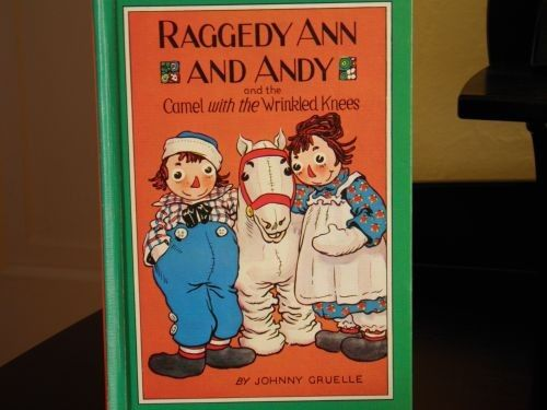 95 best books worth reading images on pinterest good books baby camel with the wrinkled knees raggedy ann and andy br this is a vintage book printed in the book was written and illustrated by johnny gruelle and the full fandeluxe Choice Image