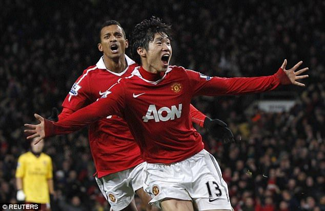 Man Utd Park Ji-sung: Sir Alex Ferguson trusted me