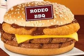 Burger King Copycat Recipes: Rodeo Burger