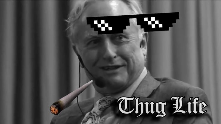 Richard Dawkins's Thug life and Funniest Moments