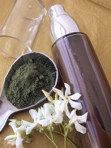 Lotion tonique anti-chute de cheveux à l'Ortie et au Nard-Tonic anti-falling hair Nettle and Nard Ortie piquante en poudre
