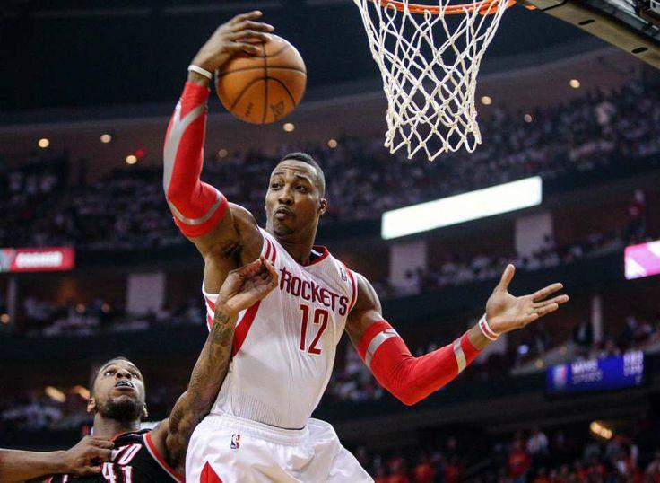 Howard, Lin lead Rockets over Blazers 108-98 | FOX Sports on MSN