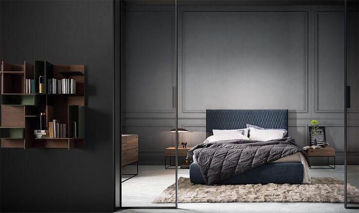 Nuova collezione notte Alf da Frè #nottiitaliane #beds #letti #relax #follow