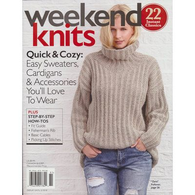 5cb7bdca161a Check out Quail Studio Weekend Knits Magazine at WEBS