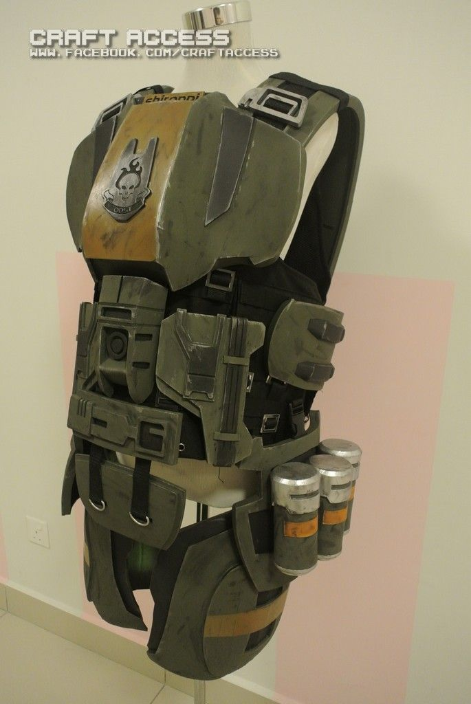 Master Chief Armor Suit