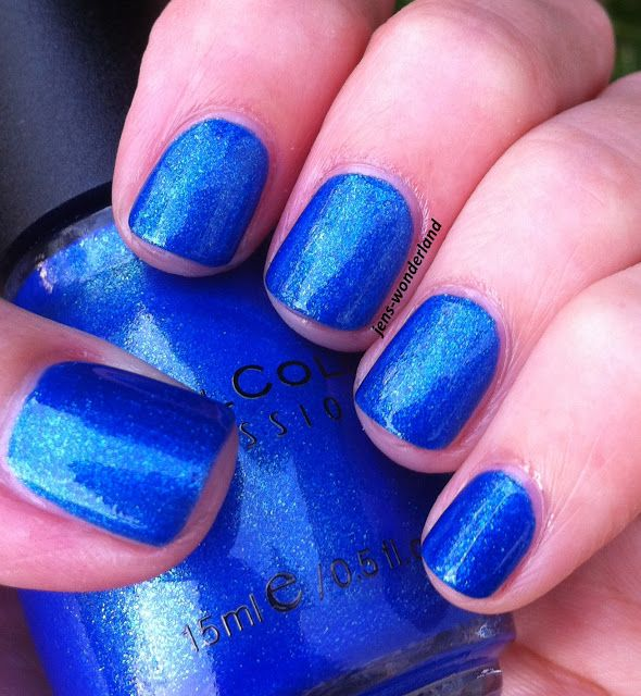 Sinful Colors Blue by You