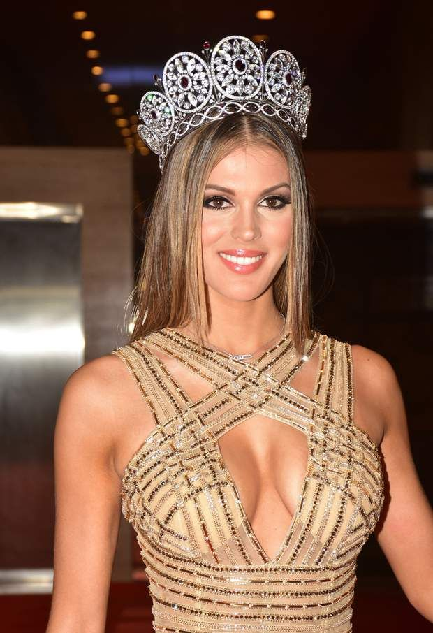 Iris Mittenaere, Miss Univers 2016,  La Finale De Miss -1296
