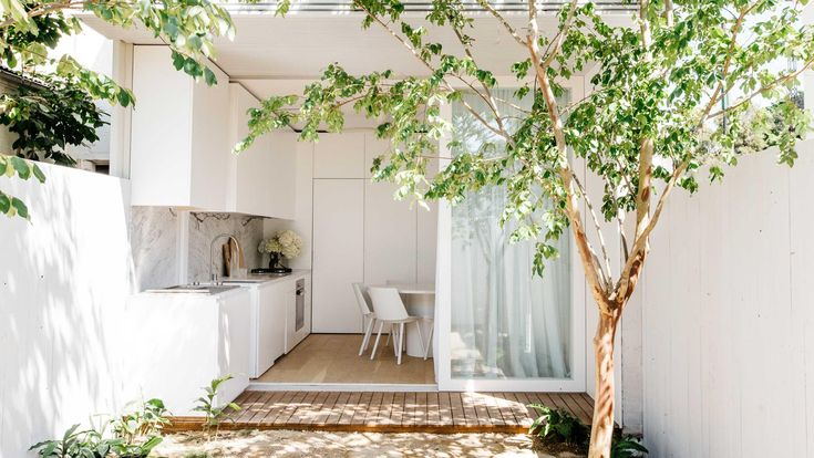Ever wondered what The Block contestants get up to after the show? Take a virtual tour through Deanne and Darren Jolly's real-life renovation and see the details behind their winning style.