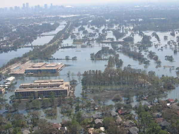 50 Amazing Hurricane Facts | Hurricane & Typhoon Records | OurAmazingPlanet.com    Hurricane Katrina is the costliest hurricane to have ever hit the United States, causing some $125 billion dollars worth of damage in New Orleans and across much of the Gulf Coast. It was a Category 5 storm at one point, but just Category 3 when it made landfall along the Louisiana-Mississippi border.