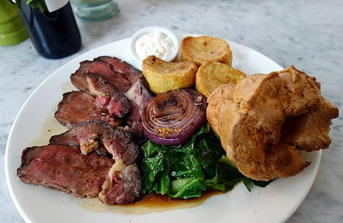 'A Review of No 11 Pimlico Road' Sunday Lunch #London #RestaurantReview #SundayLunch