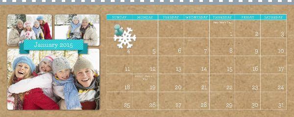 Corkboard Calendar (US) TEMPLATE: 126202 By Roxanne Buchholz Desktop Calendar  Keep track of your year with this convenient desktop calendar template.