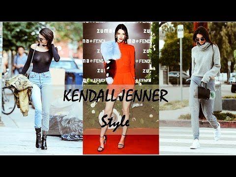 Стиль Кендалл Дженнер 2016 || Kendall Jenner style