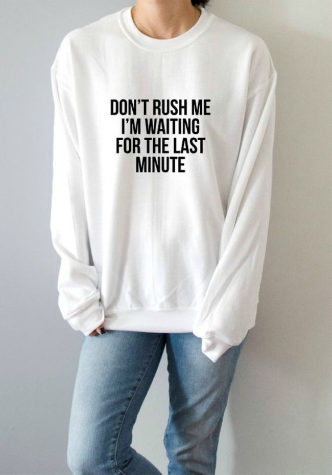 bc6ac826f97119 The 11 Best Funny Slogan Sweatshirts | For laughs | Sweatshirts ...