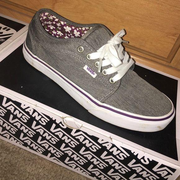 Vans - Chukka Low Women's Vans. Worn once. Vans Shoes Sneakers