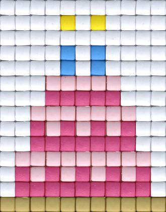#cake #taart #pixels #pixelhobby