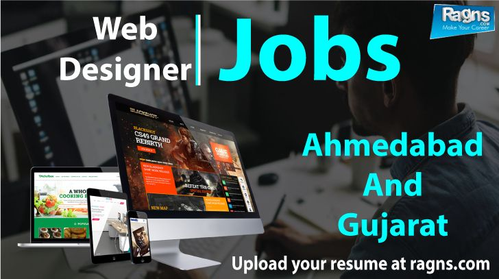 Get #best #jobs for #website #designer in #Ahmedabad & #Gujarat #Ragns #Job #Search #Career #Tips #Placement #Vacancies #Opportunities #India at http://www.ragns.com/web-designer-jobs-in-ahmadabad-and-gujarat