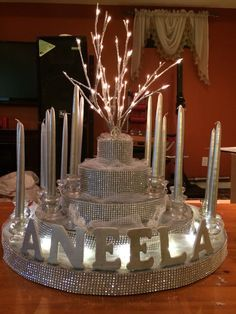 Sweet 16 candelabra More & Best 25+ Sweet 16 candles ideas on Pinterest | Mascarade party ... azcodes.com