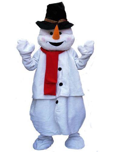 Pluche sneeuwpop verkleedkleding  Pluche sneeuwpop kostuum. Groot geheel bedekkend sneeuwpoppen kostuum voor volwassenen bestaande van witte stof met een rode sjawl zwarte knopen en gezicht met oranje wortelneus met daarbij een hoge hoed. Deze sneeuwpop kostuums zijn gemaakt van zeer goede kwaliteit en verkrijgbaar in een one size fits all! Ga verkleed als een echte sneeuwpop met deze sneeuwpoppen kostuums.  EUR 169.99  Meer informatie