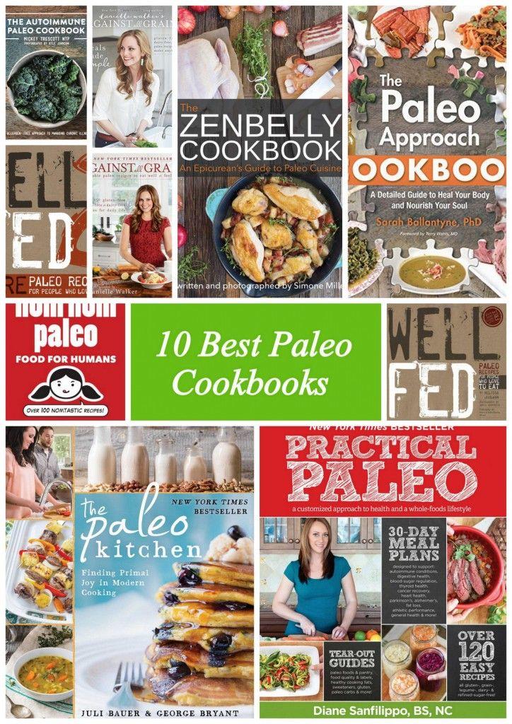 Best Paleo Cookbooks #paleo #health paleozonerecipes.com