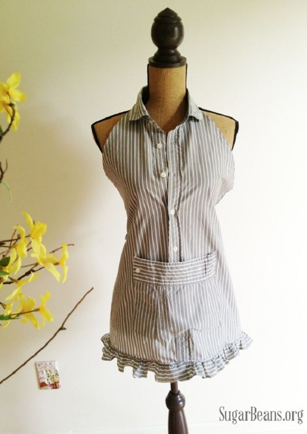 Awesome Men's Shirt Refashion Projects - Page 4 of 6 - Woman's World