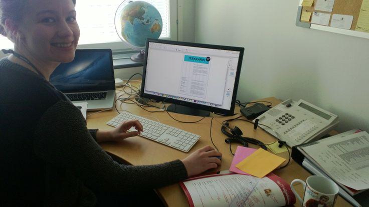 Lisätietoja tehtävästä voit kysyä osoitteesta: teekkarintyokirja (at) tek.fi. www.teekkarintyokirja.fi/fi/wanted-teekkarin-tyokirjalle-paatoimittaja #ttkirja #rekry #duunit