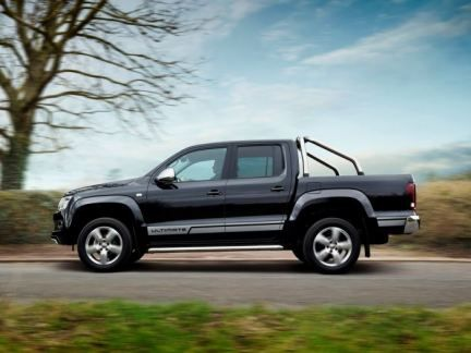 #Volkswagen #Amarok #Special #Edition in the UK