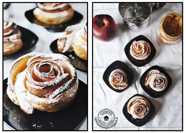 Ricetta facile e veloce - Rose di Mele e Speculoos Degustabox - Anice Stellato e Fiori di Vaniglia: http://opinionidivaniglia.blogspot.it/2016/03/ricetta-facile-e-veloce-roselline-di.html