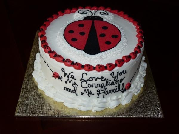 Ladybug Birthday Cake Pictures