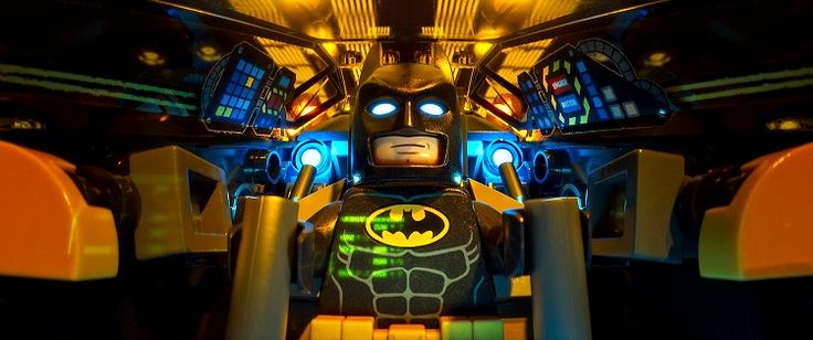 [#BoxOfficeUsa] #LEGOBatman batte sonoramente #50SfumaturediNero