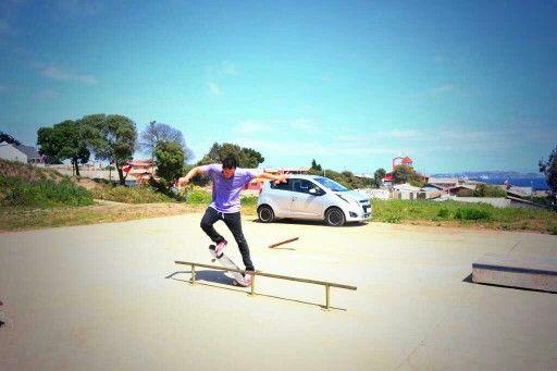 Ventanas Skatepark