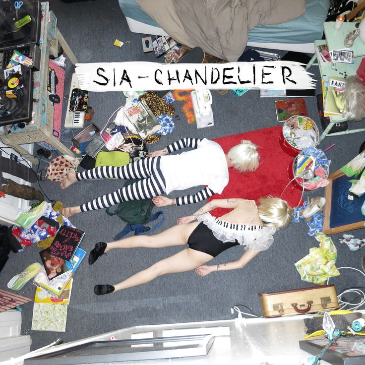 "Sia's ""Chandelier"" video is now Vevo Certified with over 100 million views! Watch it again here: http://smarturl.it/ChandelierVideo"