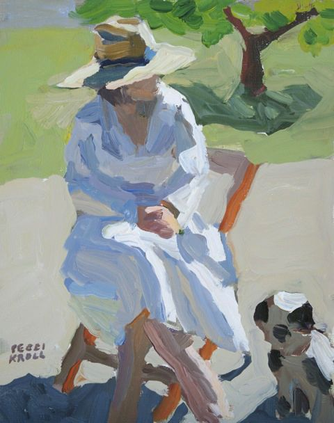 Peggi Kroll Roberts : Available Paintings : www.krolllroberts.com