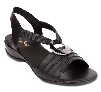 Wide Steps - Chase - Black
